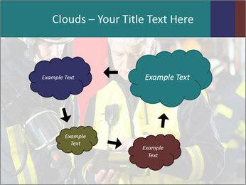 Fire brigade PowerPoint Template - Slide 72