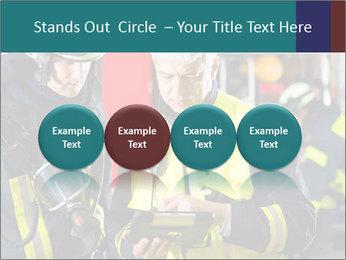 Fire brigade PowerPoint Template - Slide 76