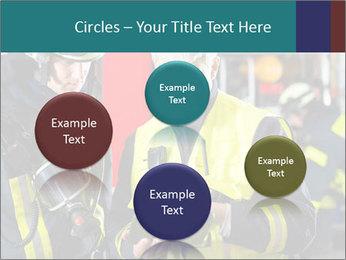 Fire brigade PowerPoint Template - Slide 77