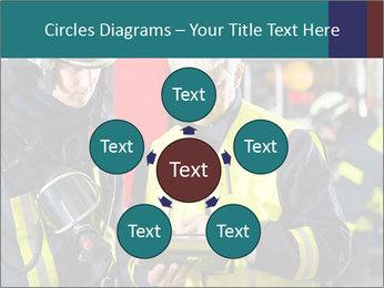 Fire brigade PowerPoint Template - Slide 78