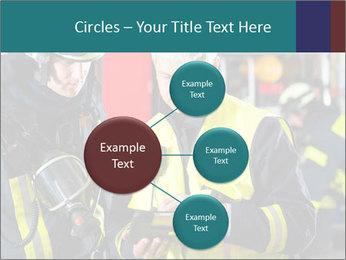 Fire brigade PowerPoint Template - Slide 79