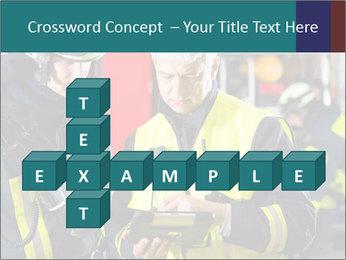 Fire brigade PowerPoint Template - Slide 82