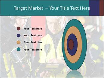 Fire brigade PowerPoint Template - Slide 84