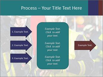 Fire brigade PowerPoint Template - Slide 85