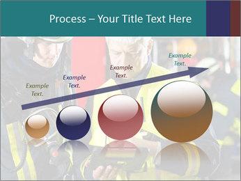 Fire brigade PowerPoint Template - Slide 87