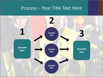 Fire brigade PowerPoint Template - Slide 92
