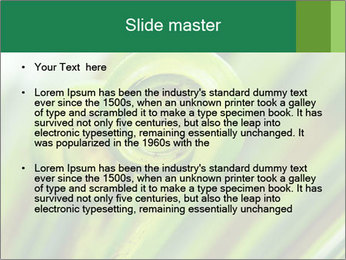 The green fern origin PowerPoint Templates - Slide 2