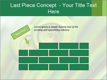 The green fern origin PowerPoint Templates - Slide 46