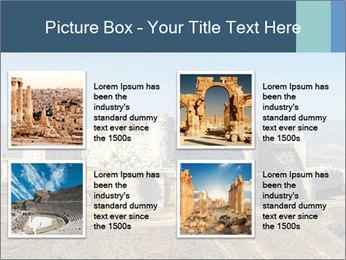 Krak des Chevaliers PowerPoint Template - Slide 14