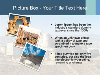 Krak des Chevaliers PowerPoint Template - Slide 17