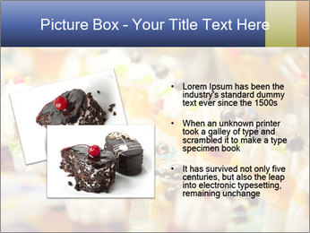 Cream and fruit dessert PowerPoint Templates - Slide 20