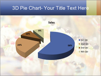 Cream and fruit dessert PowerPoint Templates - Slide 35