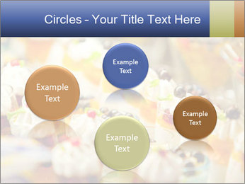 Cream and fruit dessert PowerPoint Templates - Slide 77
