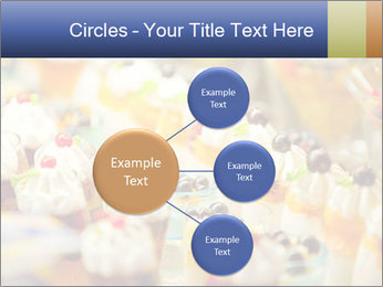 Cream and fruit dessert PowerPoint Templates - Slide 79
