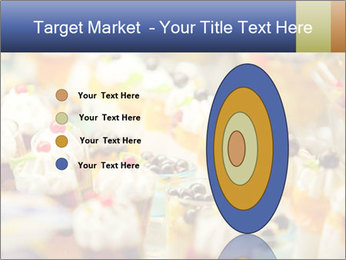 Cream and fruit dessert PowerPoint Templates - Slide 84