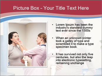 Doctor endocrinologist PowerPoint Templates - Slide 13