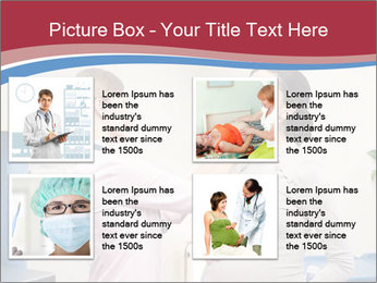 Doctor endocrinologist PowerPoint Templates - Slide 14
