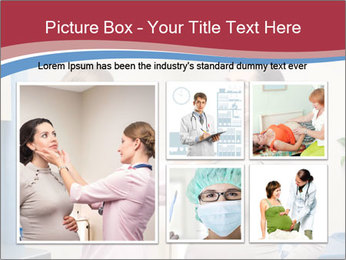 Doctor endocrinologist PowerPoint Templates - Slide 19