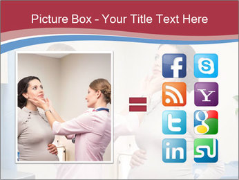 Doctor endocrinologist PowerPoint Templates - Slide 21