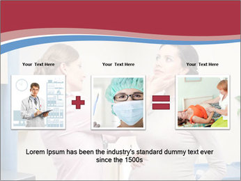 Doctor endocrinologist PowerPoint Templates - Slide 22