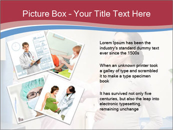 Doctor endocrinologist PowerPoint Templates - Slide 23
