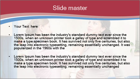 Doctor endocrinologist PowerPoint Template - Slide 2