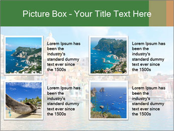 Colorful island of Procida PowerPoint Template - Slide 14