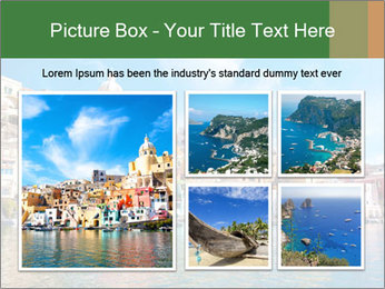 Colorful island of Procida PowerPoint Template - Slide 19