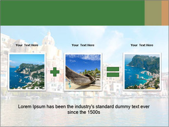 Colorful island of Procida PowerPoint Template - Slide 22
