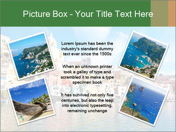 Colorful island of Procida PowerPoint Template - Slide 24