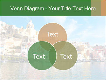 Colorful island of Procida PowerPoint Template - Slide 33