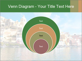 Colorful island of Procida PowerPoint Template - Slide 34