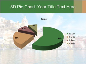 Colorful island of Procida PowerPoint Template - Slide 35