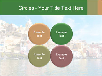 Colorful island of Procida PowerPoint Template - Slide 38