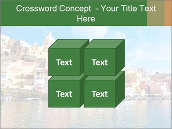 Colorful island of Procida PowerPoint Template - Slide 39