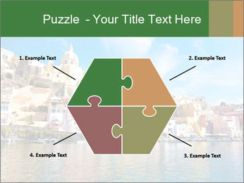 Colorful island of Procida PowerPoint Template - Slide 40
