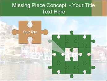 Colorful island of Procida PowerPoint Template - Slide 45