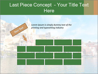 Colorful island of Procida PowerPoint Template - Slide 46