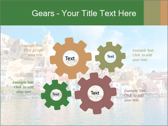 Colorful island of Procida PowerPoint Template - Slide 47