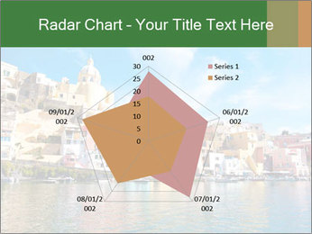 Colorful island of Procida PowerPoint Template - Slide 51