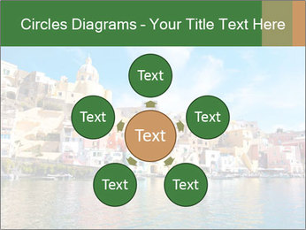Colorful island of Procida PowerPoint Template - Slide 78