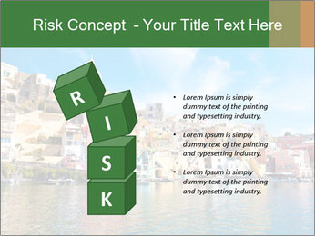 Colorful island of Procida PowerPoint Template - Slide 81