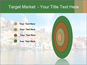 Colorful island of Procida PowerPoint Template - Slide 84