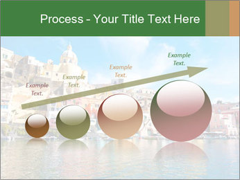 Colorful island of Procida PowerPoint Template - Slide 87