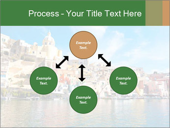 Colorful island of Procida PowerPoint Template - Slide 91