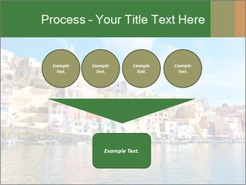 Colorful island of Procida PowerPoint Template - Slide 93