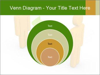 Exchange between two 3d men PowerPoint Templates - Slide 34