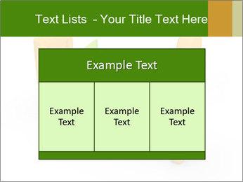 Exchange between two 3d men PowerPoint Templates - Slide 59