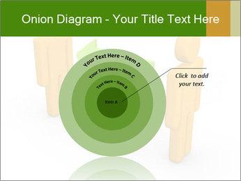 Exchange between two 3d men PowerPoint Templates - Slide 61