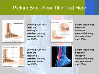 3d rendered PowerPoint Template - Slide 14